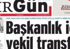 Birgün gazetesinden Erdoğan iftirası