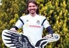 Ersan'dan Beşiktaş'a duygusal veda!