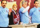 Trabzonlu vekillerden kırmızı kart