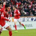 Yunus Mallı attı, Mainz 05 kazandı