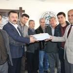 Beyşehir'de bin 300 kişi emeklilere yönelik konut istedi
