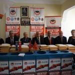 Malatyalılardan güvenlik güçlerine mektuplu destek