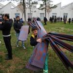 HDP Eş Genel Başkanı Demirtaş Diyarbakır'da: