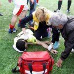 Genç hakem sahada hayatını kaybetti!