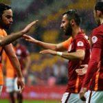 Galatasaray - Akhisar Belediyespor: 1-1