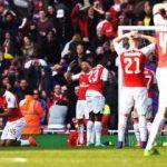 Arsenal 3 yıl aradan sonra ilk kez yenildi!