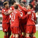 Bayern, Bremen'i ezdi geçti