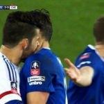 Costa'nın ısırığına Hiddink'ten ilk yorum!