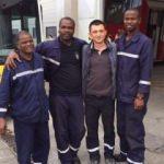 İETT'nin Afrikalı öğrencileri