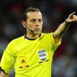 UEFA'da haftanın maçını yönetecek!