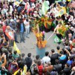 Diyarbakır Bağlar'daki nevruza soruşturma!