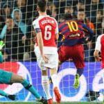 Barça, İngiliz devini yıkıp çeyrek finale uçtu