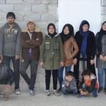 Mahsur kalan kaçakları Mehmetçik kurtardı