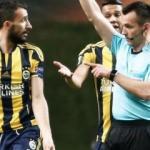 Fenerbahçe'de Mehmet Topal şoku
