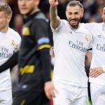 Real Madrid gol oldu yağdı