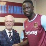 West Ham'da 5 yıllık imza