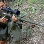 Terör örgütü PKK'nın geliştirip kullandığı silah