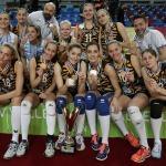 Kadınlar Challenge Kupası, CSM Bükreş'in