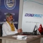 Mustafa Yılmaz, Medya Okulu'nun konuğu oldu