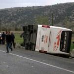 GÜNCELLEME - Isparta'da trafik kazası