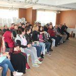 Türkeli'de belediye çalışanlarına hizmet içi eğitim