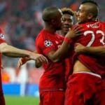Bayern'den Benfica'ya tek kurşun