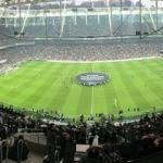 Beşiktaş'ın yeni stadı para bastı