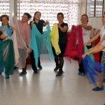 Acil ve yoğun bakım çalışanlarına dansla terapi