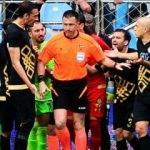 Penaltı kararını iptal etti! Karaman çıldırdı