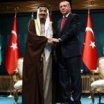 Kral Selman'dan 'işbirliği' ziyareti