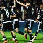 Medicana Sivasspor - Beşiktaş: 1-2