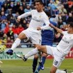 Real Madrid, Getafe'yi gole boğdu