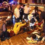 Alkollü sürücü dehşet saçtı: 3 yaralı