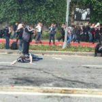 Vodafone Arena'da polis müdahalesi