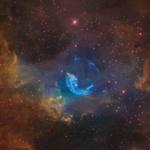 Yıldızlararası dev 'baloncuk'
