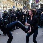 Bu da Avrupa'da fikir özgürlüğünün resmi!