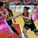 AGÜ Spor F.Bahçe serisini 2-1'e getirdi