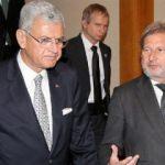 Bakan Bozkır'dan AB Komisyonu ile krtik görüşme!