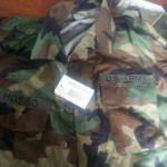 Nusaybin'de ABD askeri üniforması bulundu