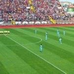 Trabzonspor'dan hakemlere görülmemiş protesto!
