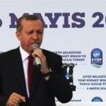 Erdoğan Eyüp'te toplu açılışa katıldı