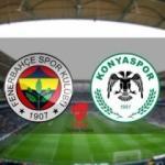 Fenerbahçe Torku Konyaspor maçı saat kaçta, hangi kanalda?