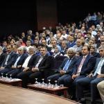"""Samsun'da """"Yeni Türkiye Yolunda"""" konferansı"""
