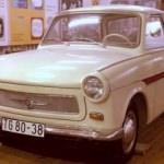 Efsane Trabant 60'ına merdiven dayadı