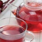 Hibiskus çiceği çayı her derde deva