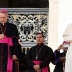 Papa, Bektaşi lideriyle görüştü