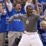Warriors'ın finaldeki rakibi Thunder oldu