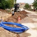 Seydişehir'de içme suyu hattı yenileniyor