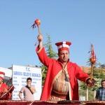Sarıkaya'da gençlik yürüyüşü yapıldı