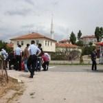 Yozgat'ta akülü aracından düşen kişi öldü